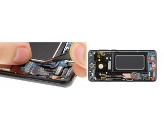 Как заменить дисплей Samsung Galaxy S9+