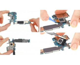 Как заменить основную камеру Samsung Galaxy S9