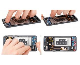 Как заменить USB порт Samsung Galaxy S9