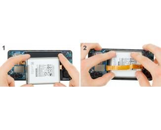 Как заменить батарею Samsung Galaxy A7