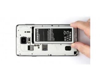 Как заменить батарею Samsung Galaxy Note 4