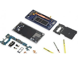 Инструкции по ремонту Samsung Galaxy Note 9