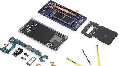 Инструкции по ремонту Samsung Galaxy Note 8