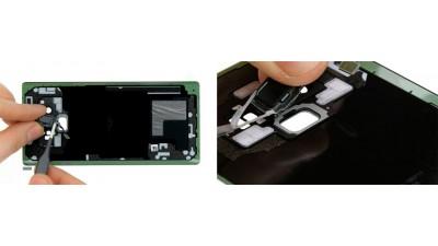 Как заменить датчик отпечатка пальца Samsung Galaxy Note 9