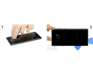 Как заменить дисплей Samsung Galaxy Note 9