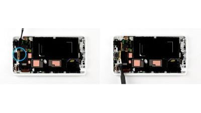 Как заменить слуховой динамик Samsung Galaxy Note Edge