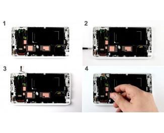 Как заменить дисплей Samsung Galaxy Note Edge