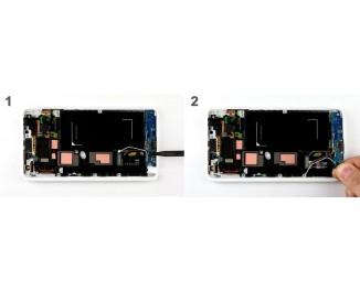 Как заменить USB  плату Samsung Galaxy Note Edge