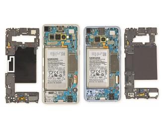 Разборка и технический обзор Samsung Galaxy S10 и S10E