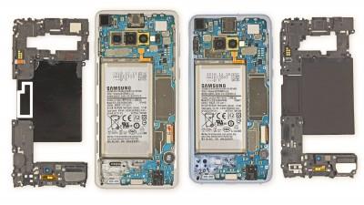 Розборка Samsung Galaxy S10 і технічний огляд