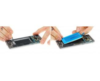 Как заменить батарею Samsung Galaxy S10