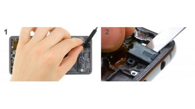 Как заменить аудио разъем Samsung Galaxy S10