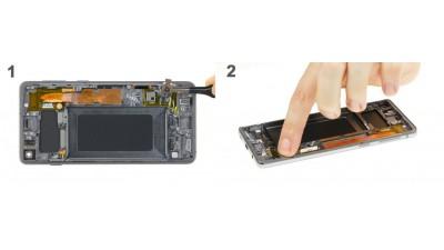 Как заменить вибро мотор Samsung Galaxy S10