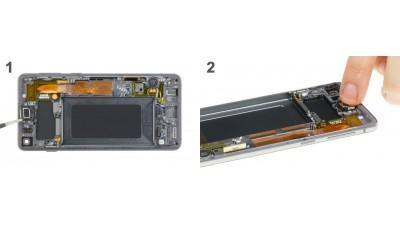 Как заменить слуховой динамик Samsung Galaxy S10