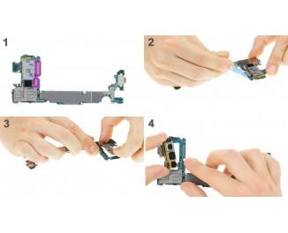 Как заменить основную камеру Samsung Galaxy S10
