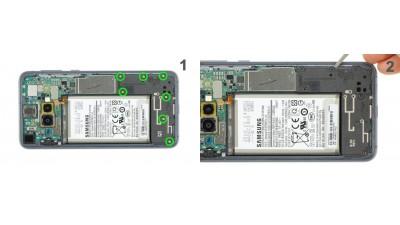 Как заменить динамик Samsung Galaxy S10e