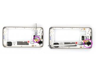 Как заменить аудио разъем Samsung Galaxy S5