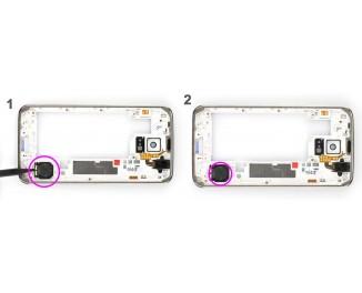 Как заменить динамик Samsung Galaxy S5
