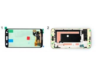 Как заменить дисплей Samsung Galaxy S5