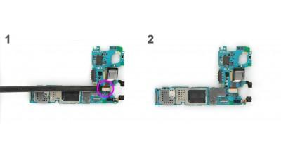 Как заменить основную камеру Samsung Galaxy S5