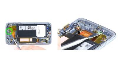 Как заменить датчик приближения Samsung Galaxy S7 Edge