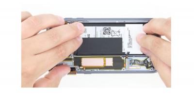 Как заменить батарею Samsung Galaxy S7 Edge