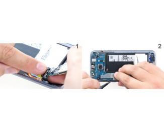 Как заменить материнскую плату Samsung Galaxy S7 Edge