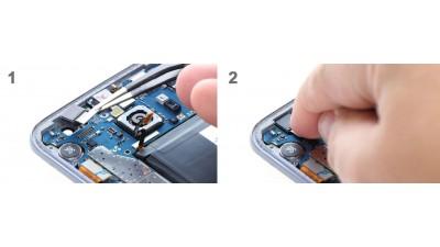 Как заменить фронтальную камеру Samsung Galaxy S7 Edge