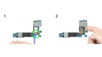 Как заменить основную камеру Samsung Galaxy S7 Edge