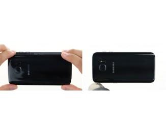 Как заменить заднюю крышку Samsung Galaxy S7