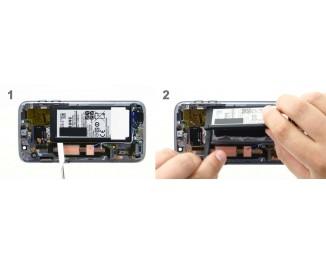 Как заменить батарею Samsung Galaxy S7