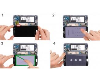 Как заменить дисплей Samsung Galaxy S7