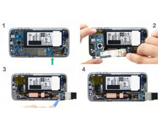 Как заменить материнскую плату Samsung Galaxy S7