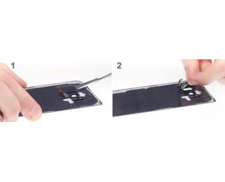 Как заменить датчик отпечатка пальца Samsung Galaxy S8+