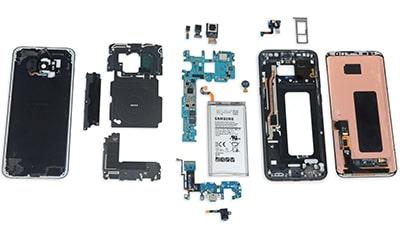Инструкции по ремонту Samsung Galaxy S8+