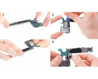 Как заменить основную камеру Samsung Galaxy S8