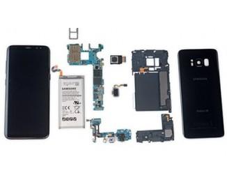 Инструкции по ремонту Samsung Galaxy S8