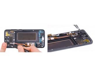 Как заменить фронтальную камеру Samsung Galaxy S8