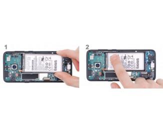 Как заменить батарею Samsung Galaxy S8
