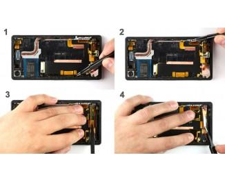 Инструкции по ремонту телефона Sony Xperia Z2