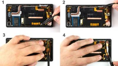 Инструкции по ремонту Sony Xperia Z2