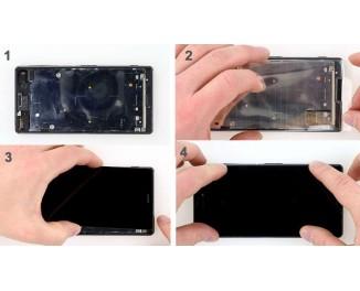 Как заменить дисплей Sony Xperia Z3
