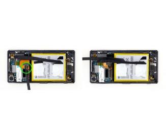 Как заменить батарею Sony Xperia Z3