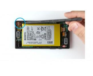 Как заменить фронтальную камеру Sony Xperia Z5 Compact