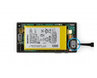 Как заменить динамик Sony Xperia Z5 Compact