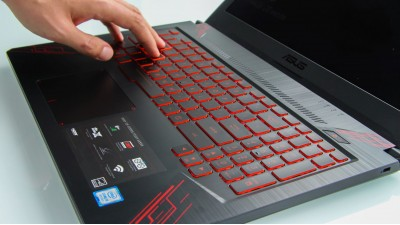 Обзор ноутбука ASUS TUF FX504
