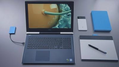 Обзор ноутбука Dell G7 15 Gaming