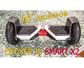 Обзор гироскутера EROVER IU SMART X2