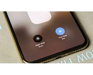 Почему не работает True Tone и автояркость после замены дисплея на iPhone XS и iPhone XS Max