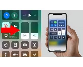Не работает автояркость и True Tone на IPhone X и IPhone 8 после ремонта дисплея
